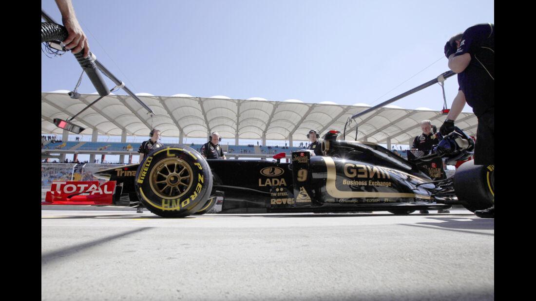 Renault Petrov GP Türkei 2011