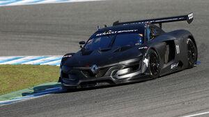 Renault R.S. 01 - Alain Prost - Test - Jerez