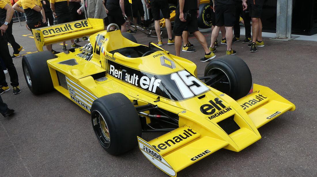 Renault R.S.01 - Formel 1 - GP Monaco - 25. Mai 2017