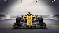 Renault R.S.16 - Neue Lackierung - F1 - 2016