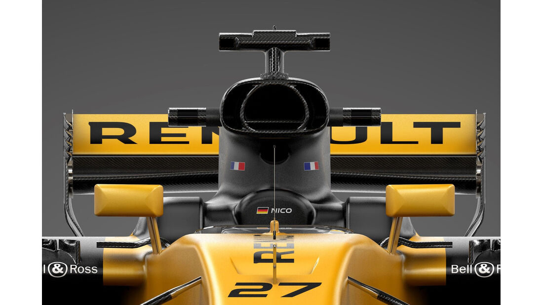 Renault R.S.17 - F1 - 2017