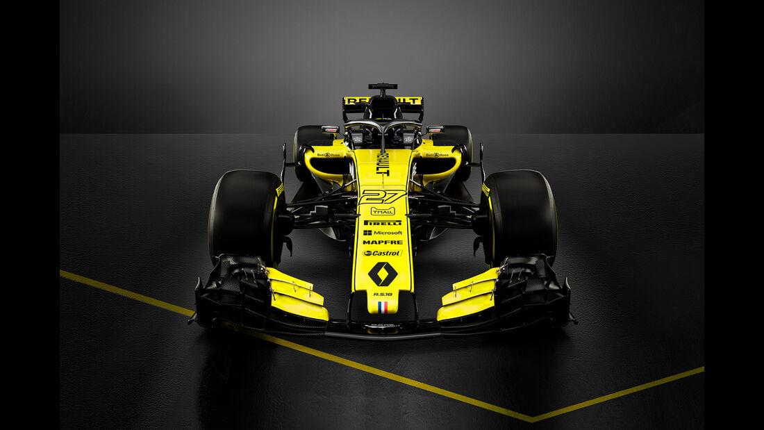 Renault R.S.18 - F1-Auto 2018