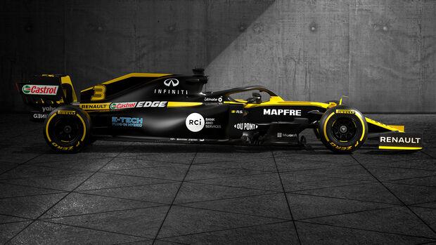 Renault R.S.20 - F1-Auto 2020