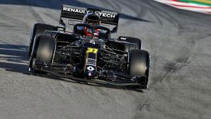 Renault R.S.20 - F1-Auto - F1-Saison 2020 - Test Barcelona
