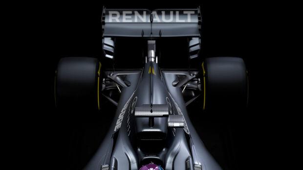Renault R.S.20 - F1-Auto für 2020