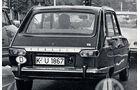 Renault, R16 TA, IAA 1969