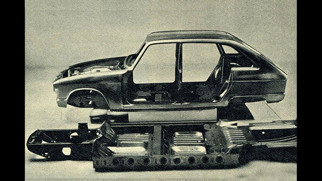 Renault, R17, IAA 1965