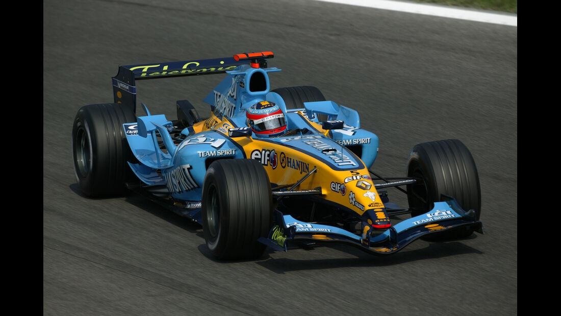 Renault R25 - Formel 1 2005