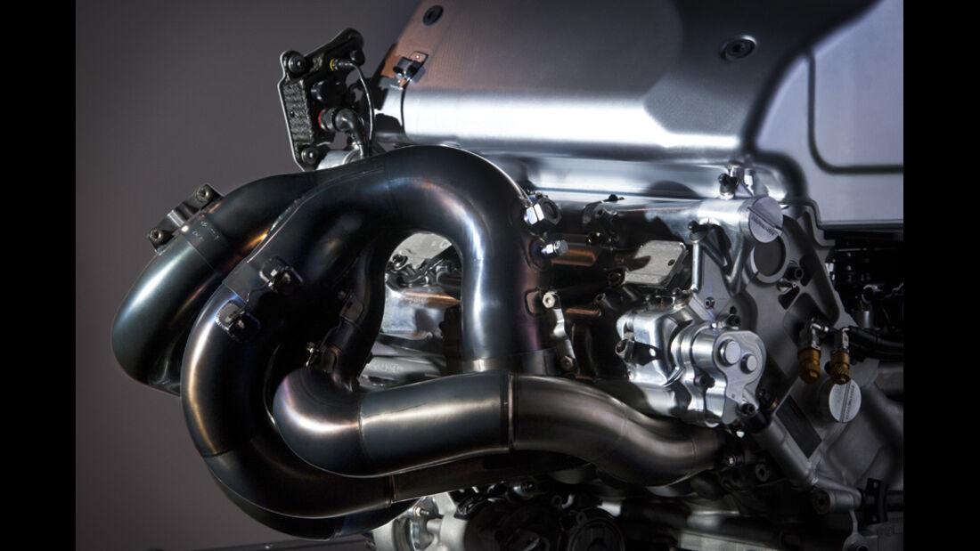 Renault R27 Motor 2010