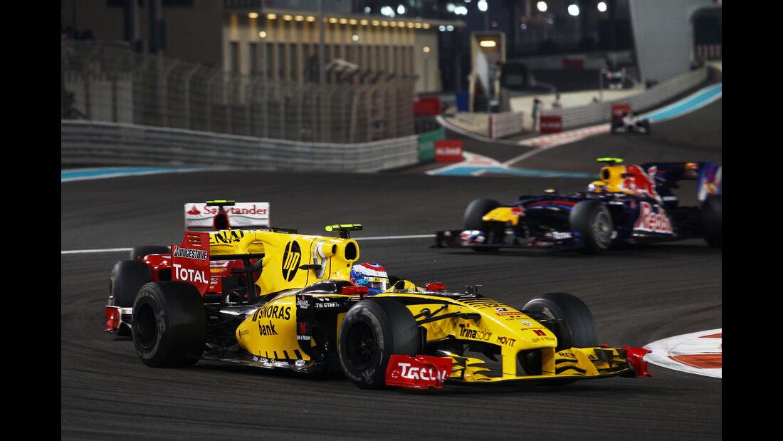 Renault R30 - Vitaly Petrov - F1 2010