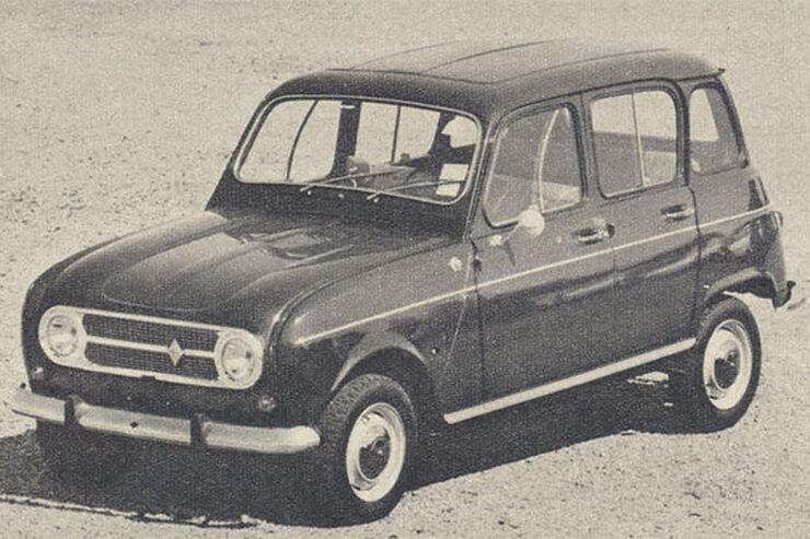 Renault, R4, IAA 1967