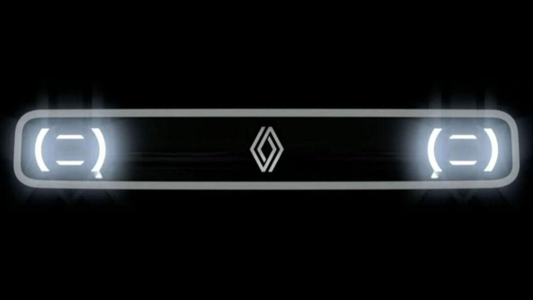 Renault R4 Teaser