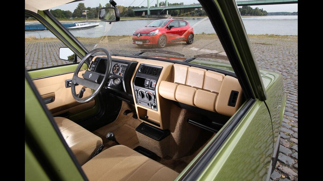 Renault R5 GTL, Cockpit