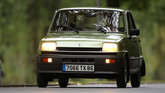 Renault R5 GTL, Frontansicht