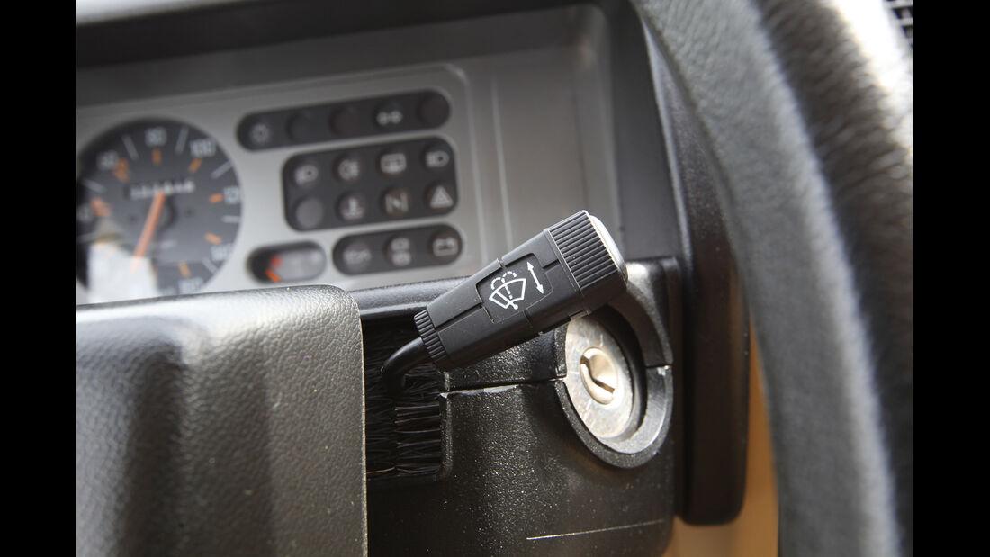 Renault R5 GTL, Lenkerschalter