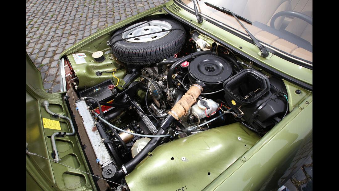Renault R5 GTL, Motor