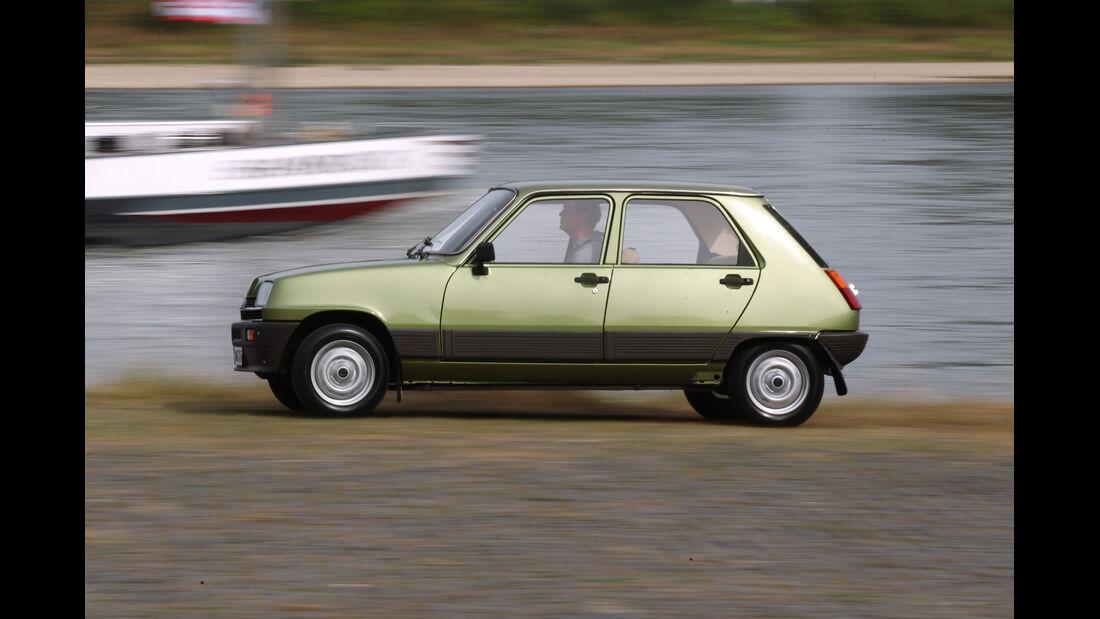 Renault R5 GTL, Seitenansicht