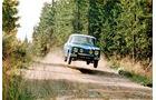 Renault R8 Gordini im Rallyeeinsatz