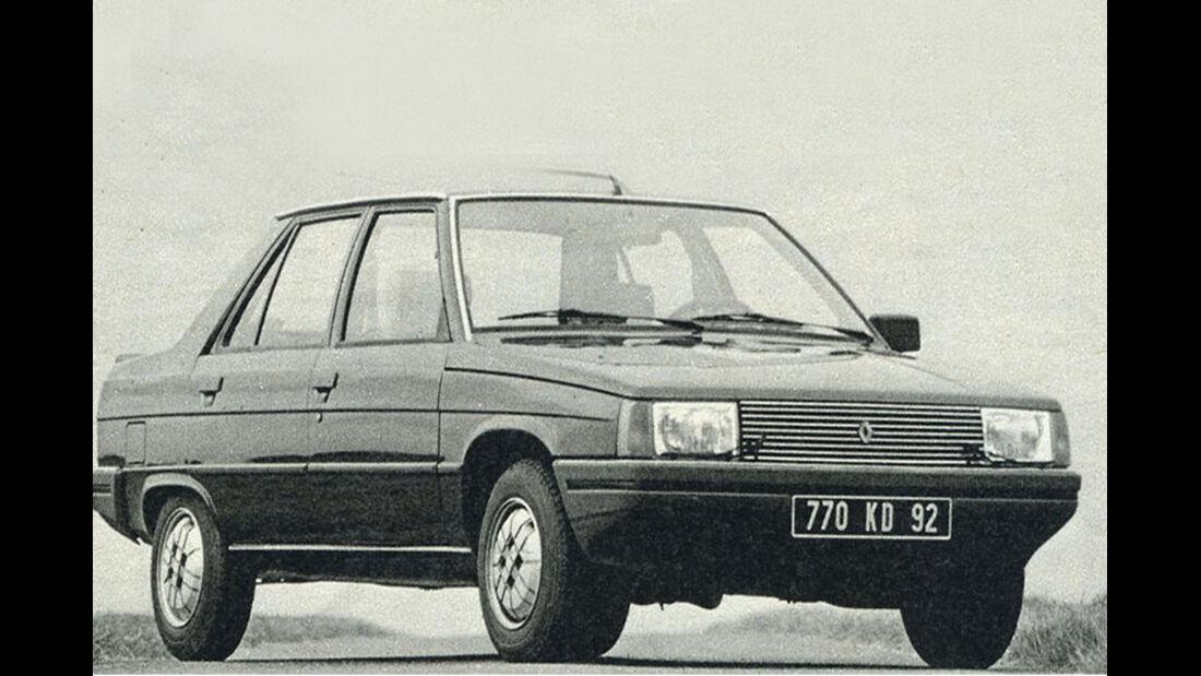 Renault, R9, IAA 1981