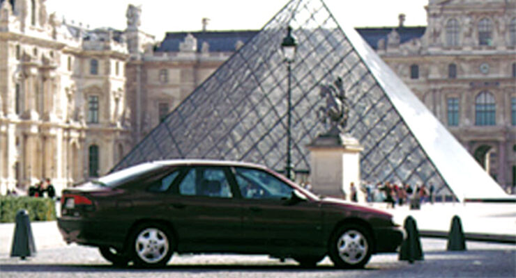 Renault Safrane RT V6 Automatik