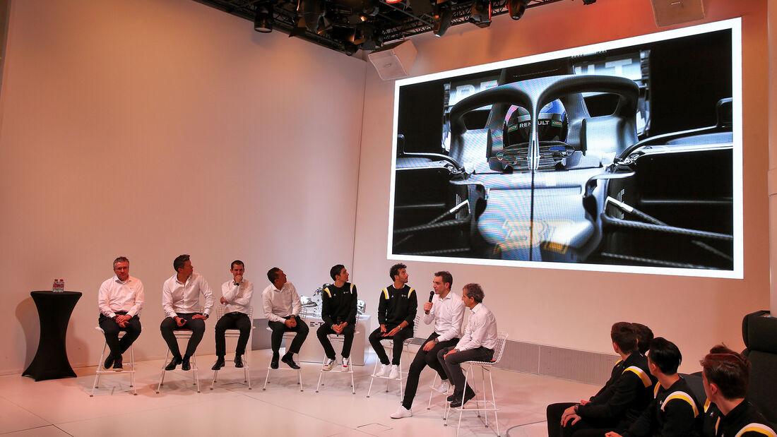 Renault Saisoneröffnung 2020