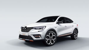 Renault Samsung XM3 Inspire Seoul Motor Show 2019