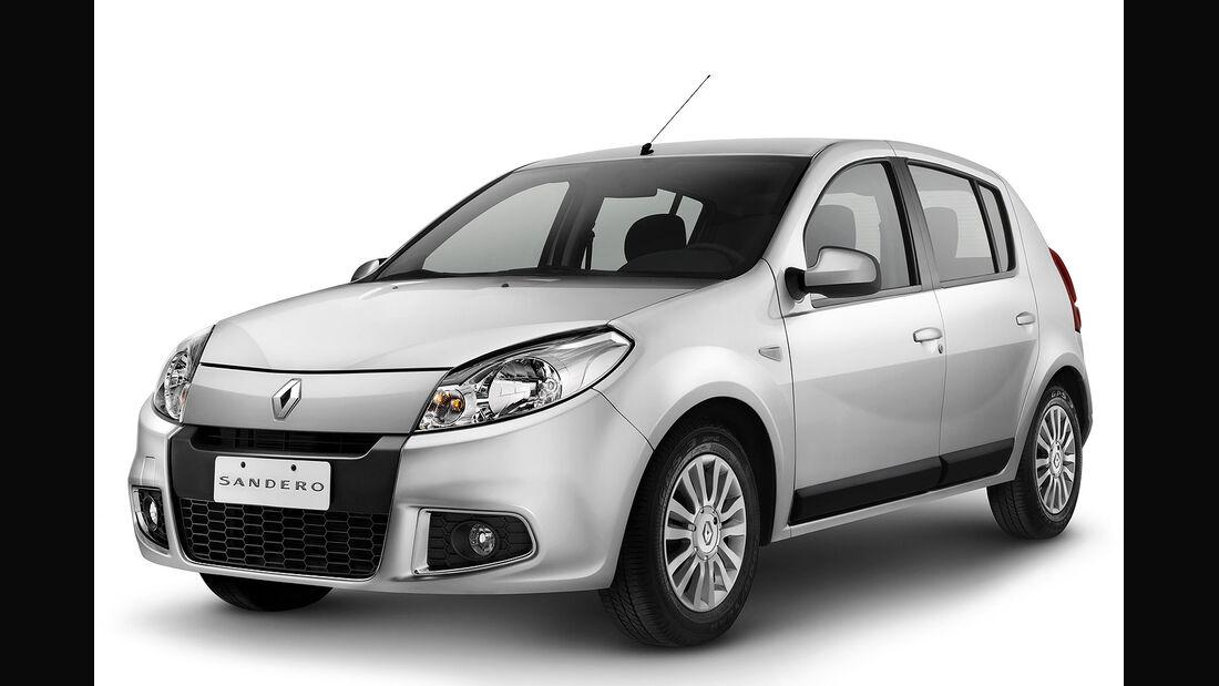 Renault Sandero Brasilien