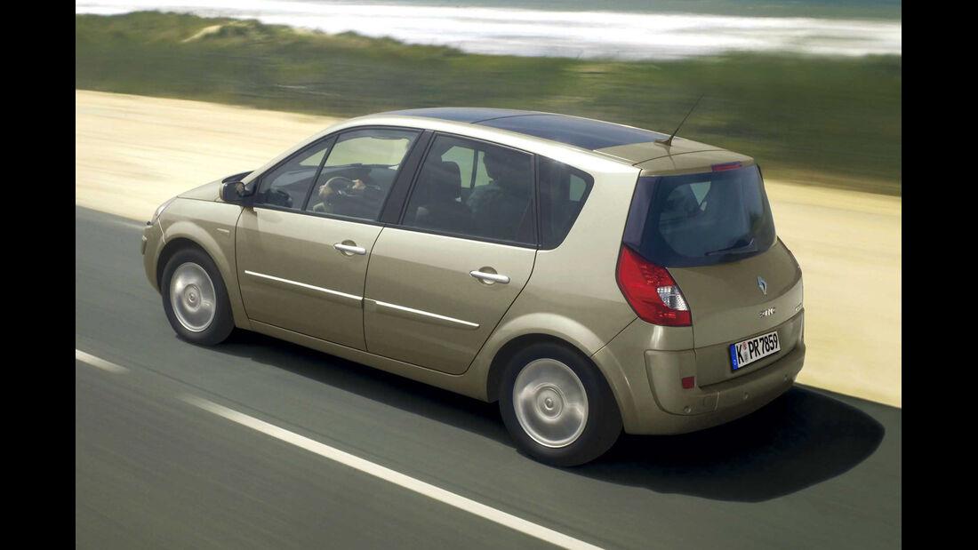Renault Scénic 1.9 dCi, Seitenansicht