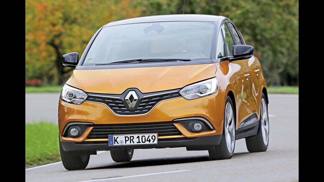 Renault Scénic, Best Cars 2020, Kategorie L Vans