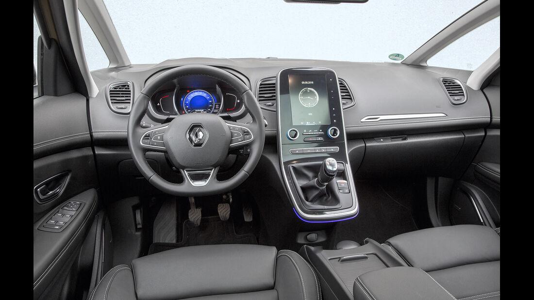 Renault Scénic TCe 140 Bose Edition , Einzeltest, asv1519