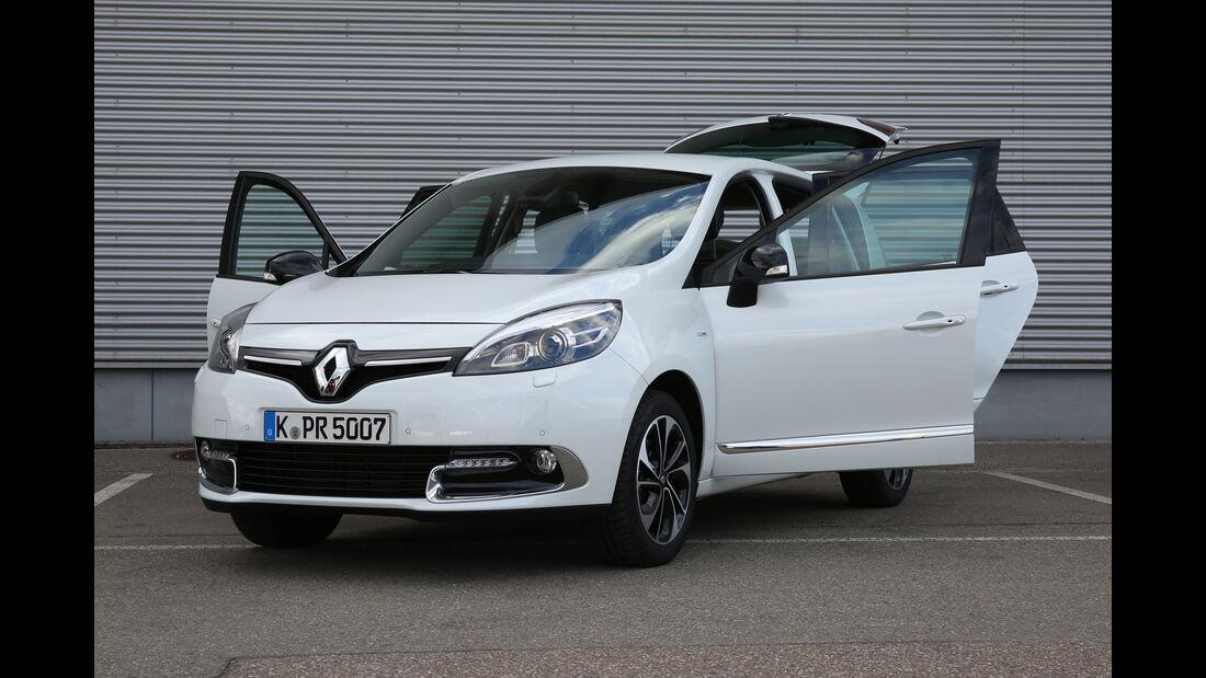 Renault Scénic, Türen