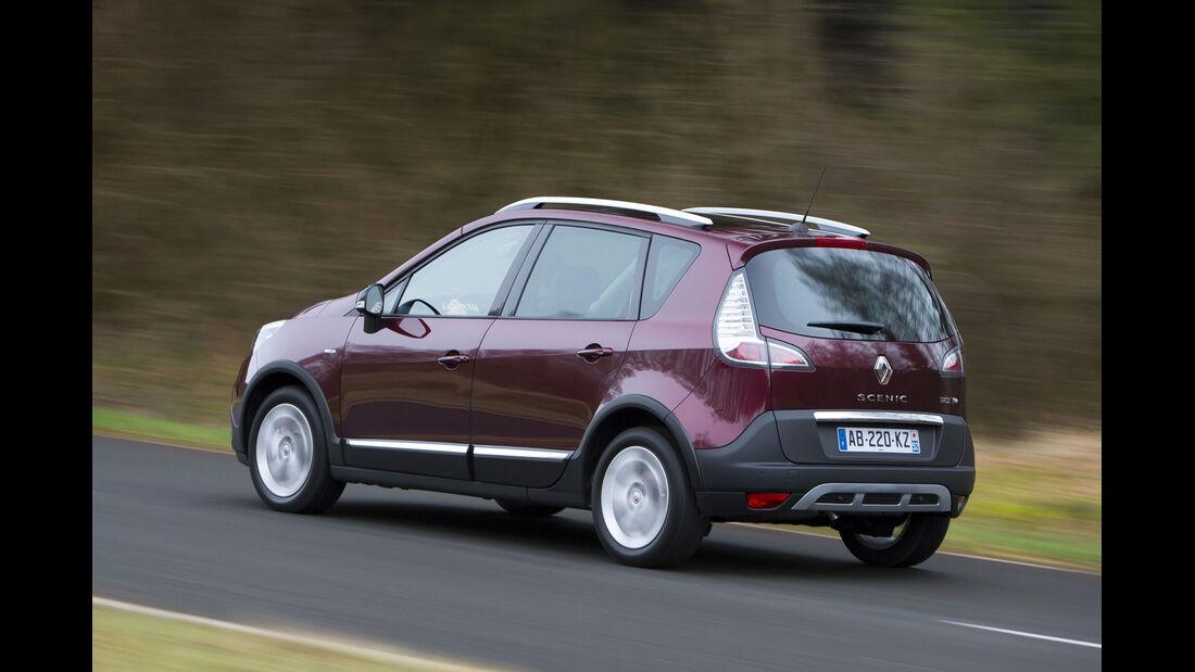 Renault Scénic X-Mod, Seitenansicht