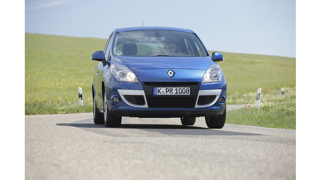 Renault Scénic dCi 110 FAP EDC