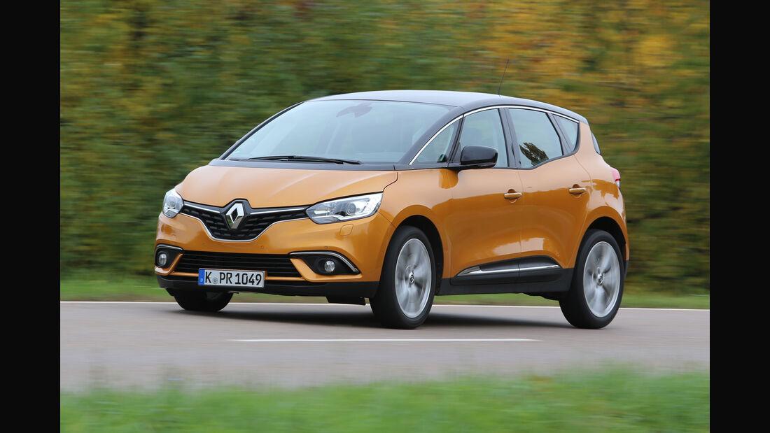 Renault Scénic dCi 130, Seitenansicht