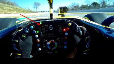 Renault - Screenshot - Onboard - Shakedown - Barcelona - 2019