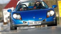 Renault Sport Spider, Frontansicht