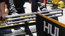 Renault - T-Flügel - F1-Technik - GP Monaco 2017