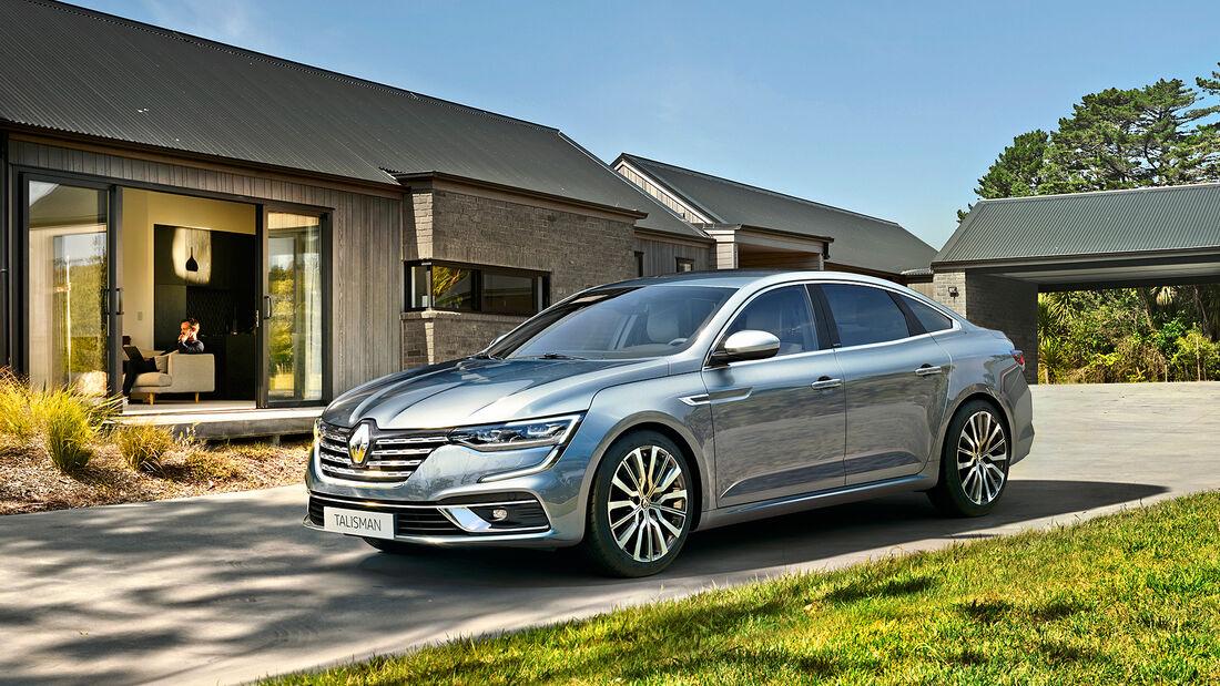 Renault Talisman, Autonis 2020