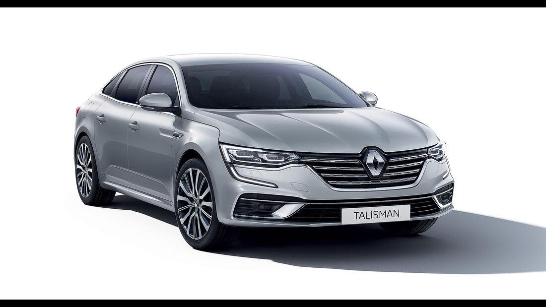 Renault Talisman Facelift 2020