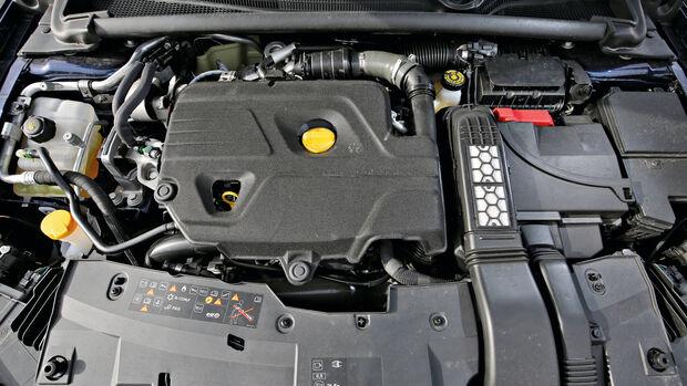 Renault Talisman GT dCi 130, Motor