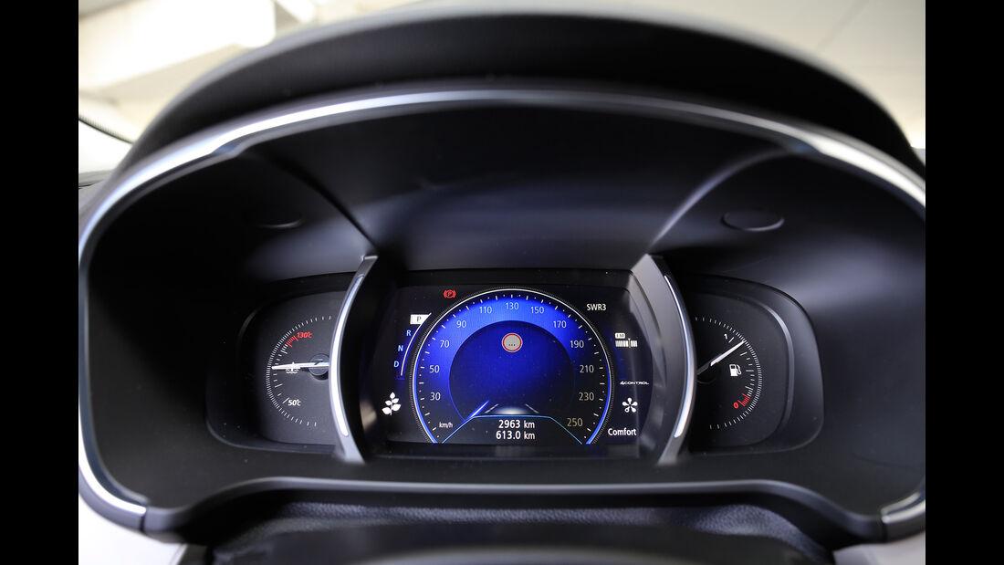 Renault Talisman Grandtour dCi 160, Anzeigeinstrument
