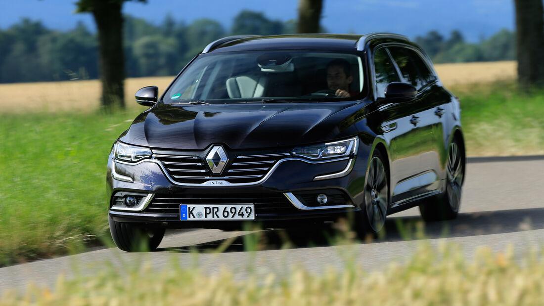 Renault Talisman Grandtour dCi 160, Frontansicht