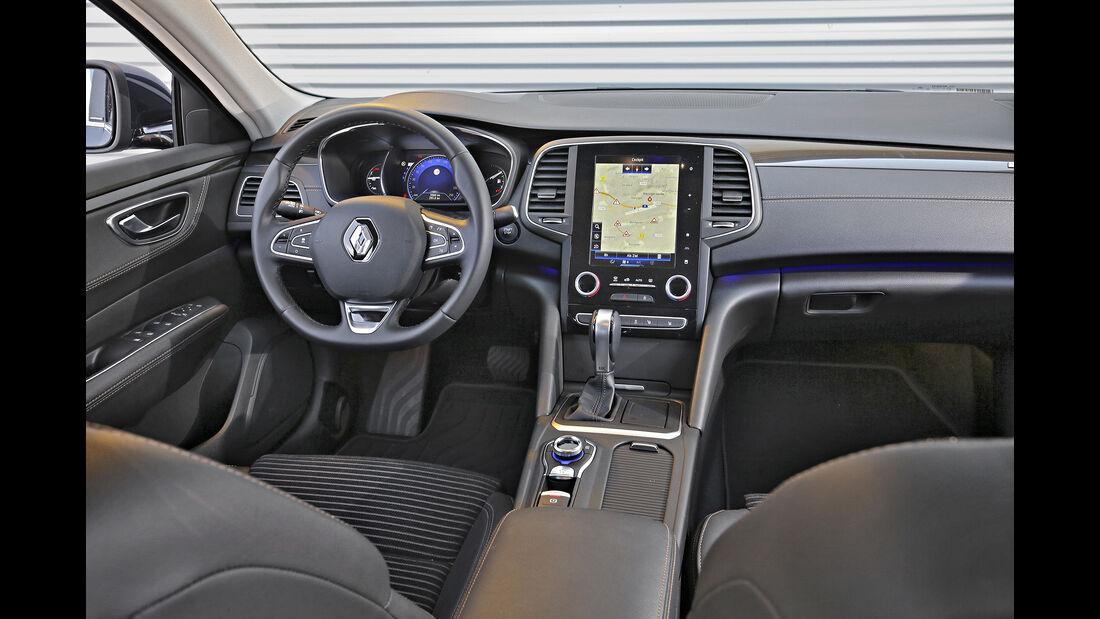 Renault Talisman Tce 200, Interieur