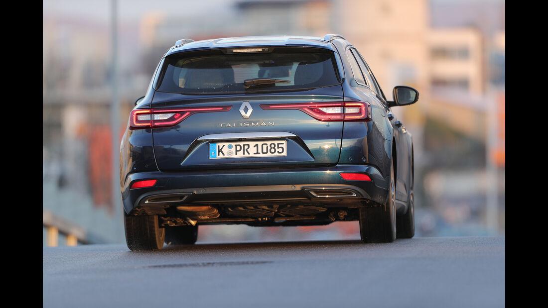 Renault Talismann Grandtour, Exterieur
