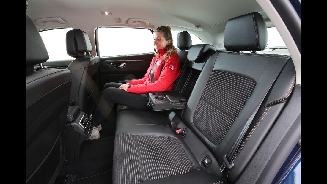 Renault Talismann Grandtour, Interieur
