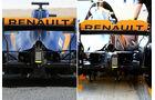 Renault - Technik - Barcelona-Test 2017 - Formel 1