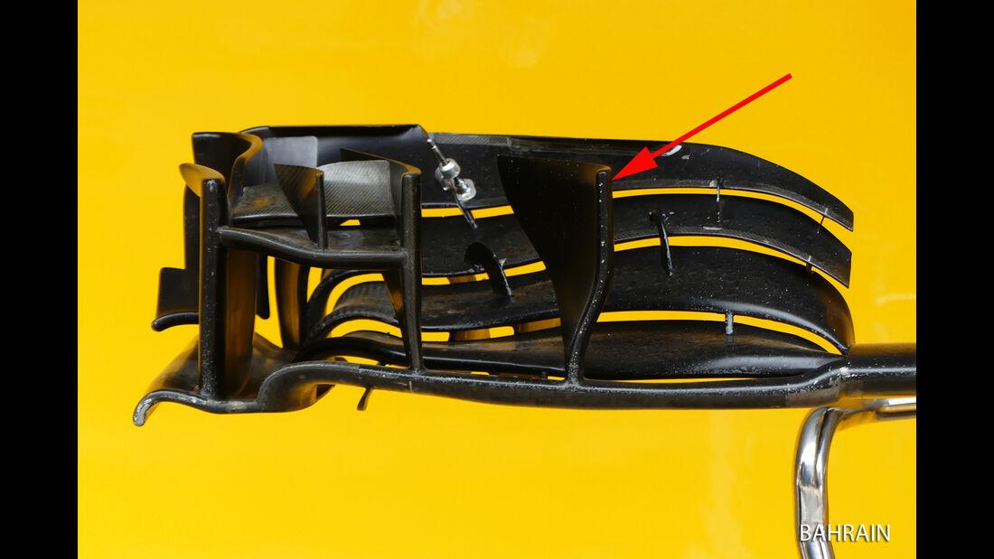 Renault - Technik - GP China 2016