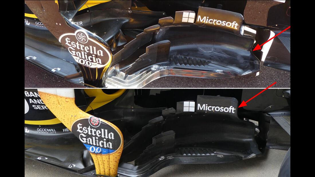 Renault - Technik - GP Monaco 2018