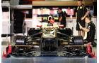 Renault Technik GP Spanien 2011