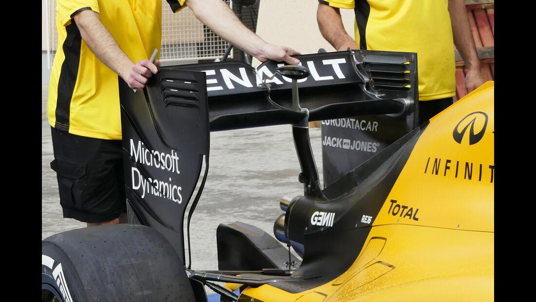 Renault - Technik - GP Spanien 2016